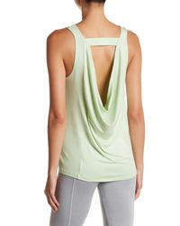 Nux | Green Exhale Tank | Lyst
