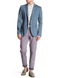 Ted Baker | Purple Serny Slim Fit Chino for Men | Lyst