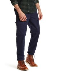 "Timberland | Blue Straight Leg Cargo Pant - 32-34"" Inseam for Men 