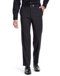 Ted Baker | Gray Jarret Charcoal Woven Suit Separates Wool Trouser for Men | Lyst