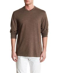 Tommy Bahama | Brown Sedona Sands V-neck Sweater for Men | Lyst