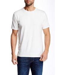 Threads For Thought | White Short Sleeve Crew Tee for Men | Lyst