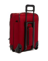 Briggs & Riley - Red Transcend Nylon International Expandable Carry-on - Lyst