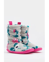 Joules | Multicolor Homestead Slipper Boot | Lyst