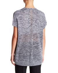 Vince - Multicolor Marled V-neck Sweater - Lyst