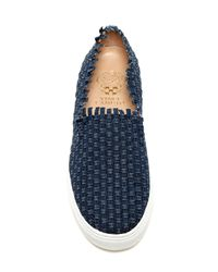 Vince Camuto - Blue Bimmy Casual Slip-on Sneaker - Lyst