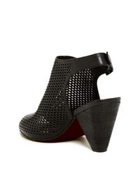 Vince Camuto - Black Evangelina Cutout Sandal - Lyst
