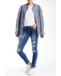 Genetic Denim | Blue Shya Skinny Jean | Lyst