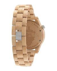 WeWood - Multicolor Paar 46 Beige Women's Wood Watch - Lyst
