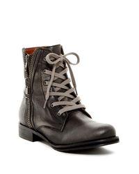 MIA - Multicolor Fatina Zip Combat Boot - Lyst