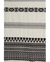 Shiraleah - Black Zoe Knit Wrap Scarf - Lyst