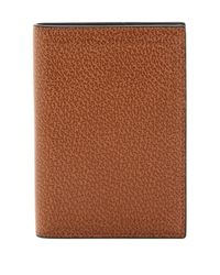 Lodis | Brown Stephanie Rfid Leather Passport Cover for Men | Lyst