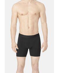 Calvin Klein - Black Stretch Boxer Briefs for Men - Lyst