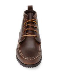 Eastland - Brown 'dylan 1955' Moc Toe Boot for Men - Lyst