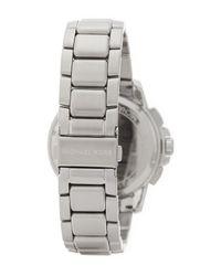 MICHAEL Michael Kors - Metallic Men's Ryker Chronograph Bracelet Watch for Men - Lyst