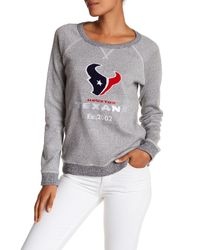 Tommy Bahama - Gray Nfl Windward Crew Neck Sweater - Lyst