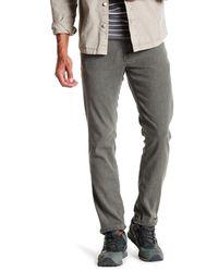 Hudson | Gray Blake Slim Straight Jeans for Men | Lyst