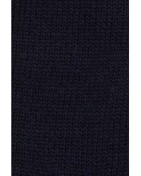 Polo Ralph Lauren - Blue Classic Luxe Merino Wool Gloves for Men - Lyst