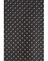 Calibrate - Black Nordstrom Men's Shop Hammond Neat Silk Tie for Men - Lyst