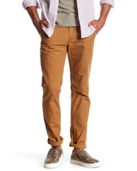 Timberland - Brown Squam Lake Straight Leg Pant for Men - Lyst