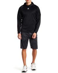 Adidas - Black D2m Line Camo Shorts for Men - Lyst