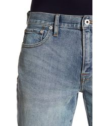 Lucky Brand - Blue Original Straight Leg Jean for Men - Lyst