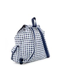 LeSportsac | Blue Voyager Backpack | Lyst