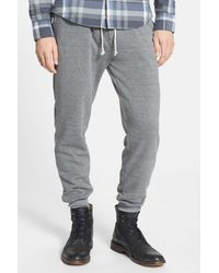 Alternative Apparel | Gray Dodgeball Eco Fleece Sweatpant for Men | Lyst