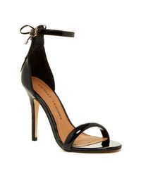 Chinese Laundry - Black Jealous Laced Sandal - Lyst