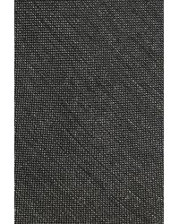 Calibrate - Gray Melange Woven Skinny Tie for Men - Lyst