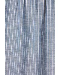 Joie - Blue Alania Stripe Top - Lyst