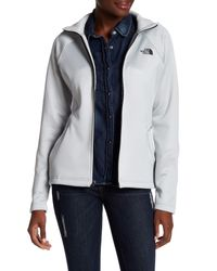 The North Face - Multicolor Lunar Ice Agave Zip Jacket - Lyst