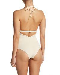 Tavik - Natural Emme One-piece Swimsuit - Lyst