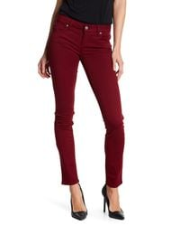 Level 99 - Red Liza Skinny Jeans - Lyst
