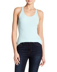 James Perse Blue The Daily Tank