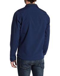 Helly Hansen - Blue Paramount Softshell Jacket for Men - Lyst