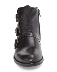 Zanzara - Black 'messina' Zip Boot (men) for Men - Lyst