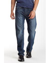 DIESEL - Blue Sleenker 0670 Slim-fit Skinny Jeans for Men - Lyst