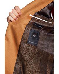 Santorelli - Multicolor Joshua Solid Two Button Notch Lapel Cashmere Classic Fit Sport Coat for Men - Lyst