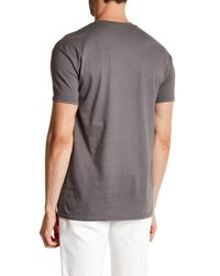 Jerry Leigh - Gray Drum Short Sleeve Tee for Men - Lyst