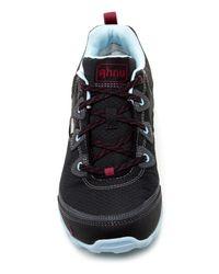 Ahnu - Black Sugarpine Waterproof Sneaker - Lyst