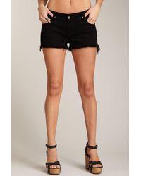 Siwy - Black Camilla Oracle Shorts - Lyst