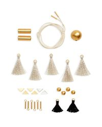 Madewell - Metallic Do It Yourself Necklace Kit - Lyst
