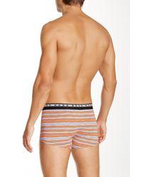 BOSS - Multicolor Multistripe Boxer Brief for Men - Lyst