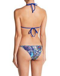Body Glove - Blue Free Spirit Brasilia Bikini Bottoms - Lyst