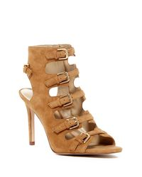 Enzo Angiolini - Brown Florencia High Heel - Lyst