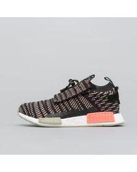 e91e91e0ff0f4 Lyst - adidas Nmd Ts1 Primeknit In Black coral sesame in Black for Men