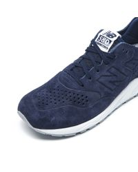 New Balance - Multicolor 580 Deconstructed In Navy for Men - Lyst