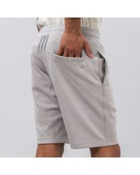 Adidas Originals - Gray X Wings+horns Shorts In Grey for Men - Lyst