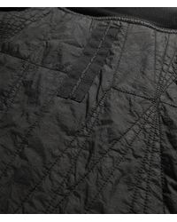 Rick Owens Drkshdw - Black Flight Jacket for Men - Lyst
